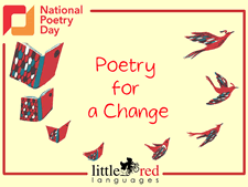 National Poetry Day 2018